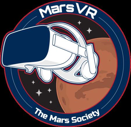 MarsVR Program Seal